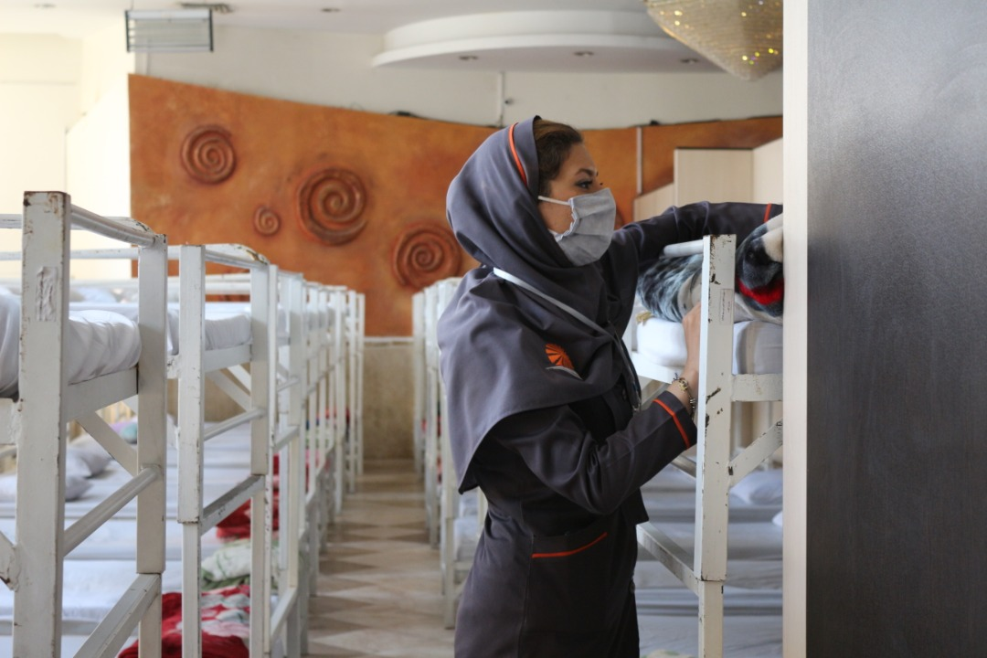 «نور سپید هدایت» سرپناهی برای زنان تهِ خط میدان شوش